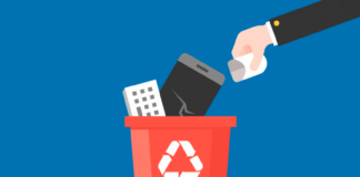 ηλεκτρονικά απόβλητα